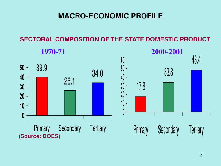Macro economic profile