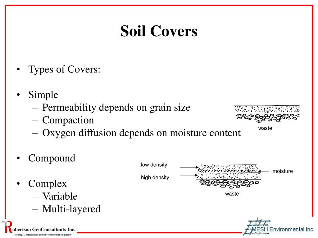 Soil Covers