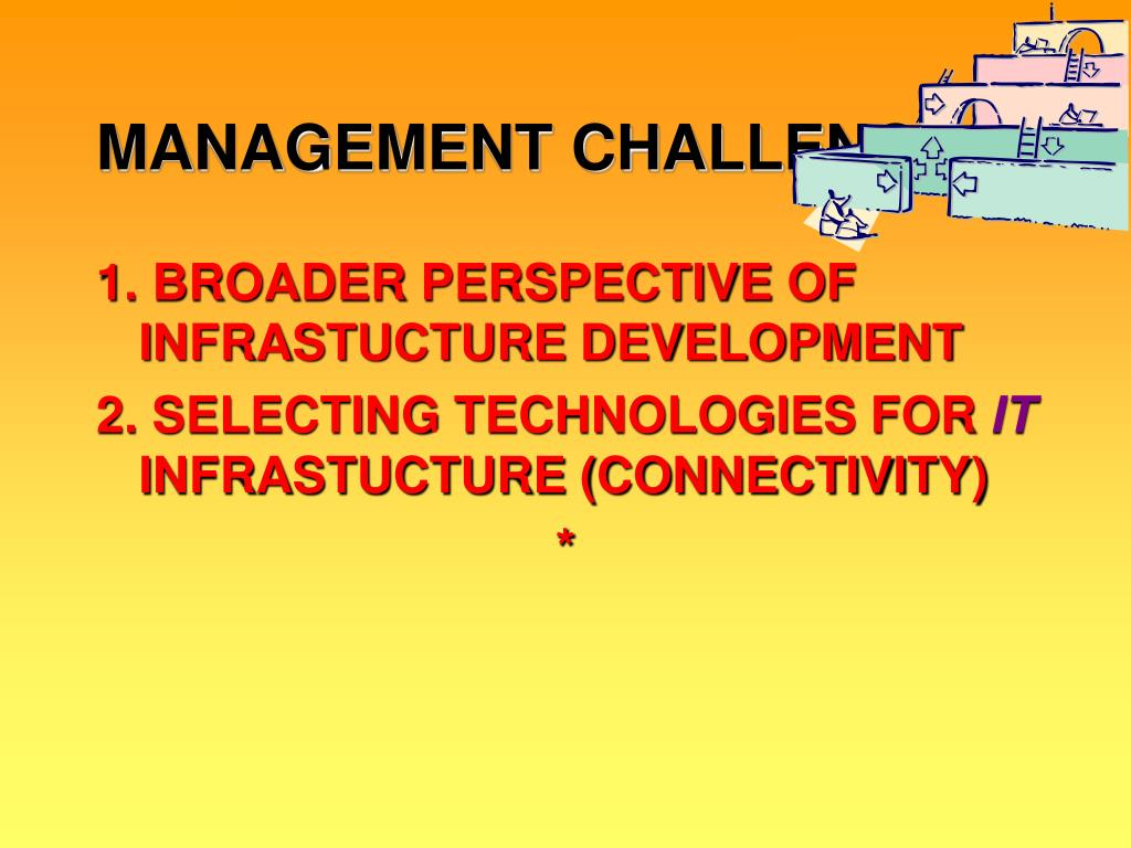 MANAGEMENT CHALLENGES