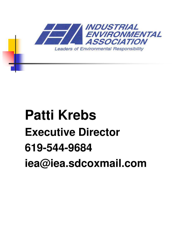 Patti Krebs