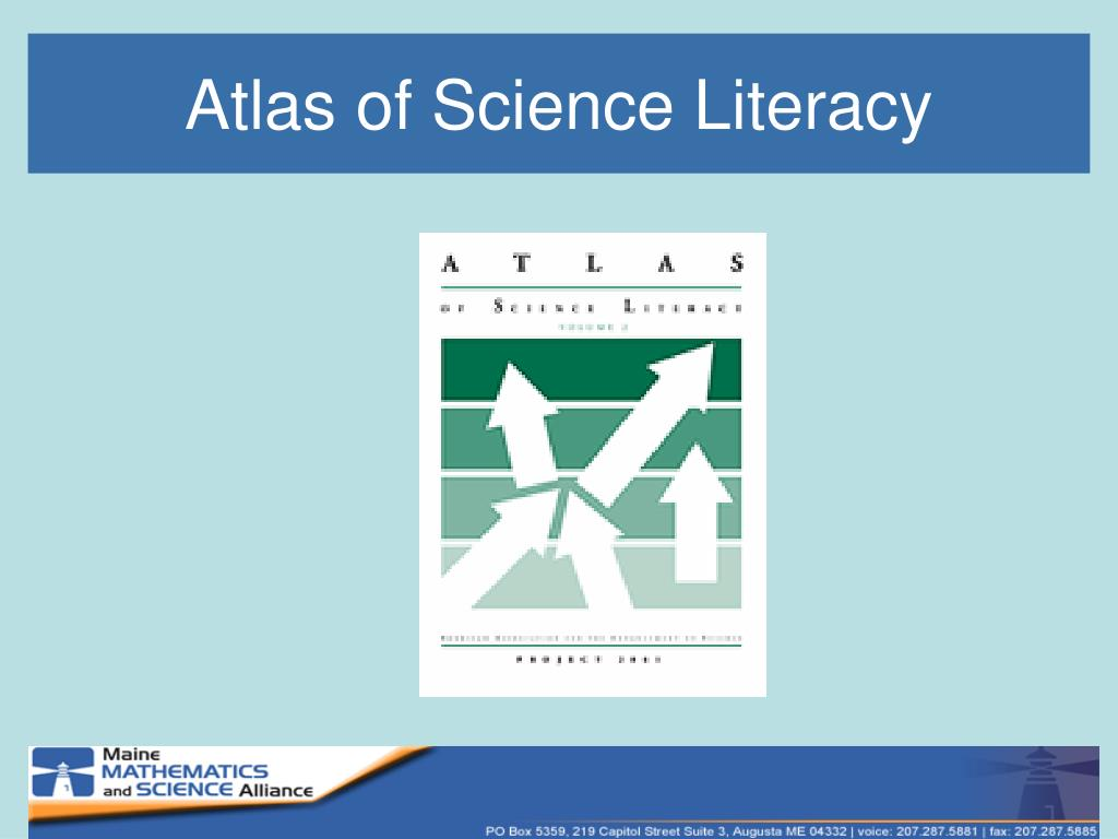 Atlas of Science Literacy