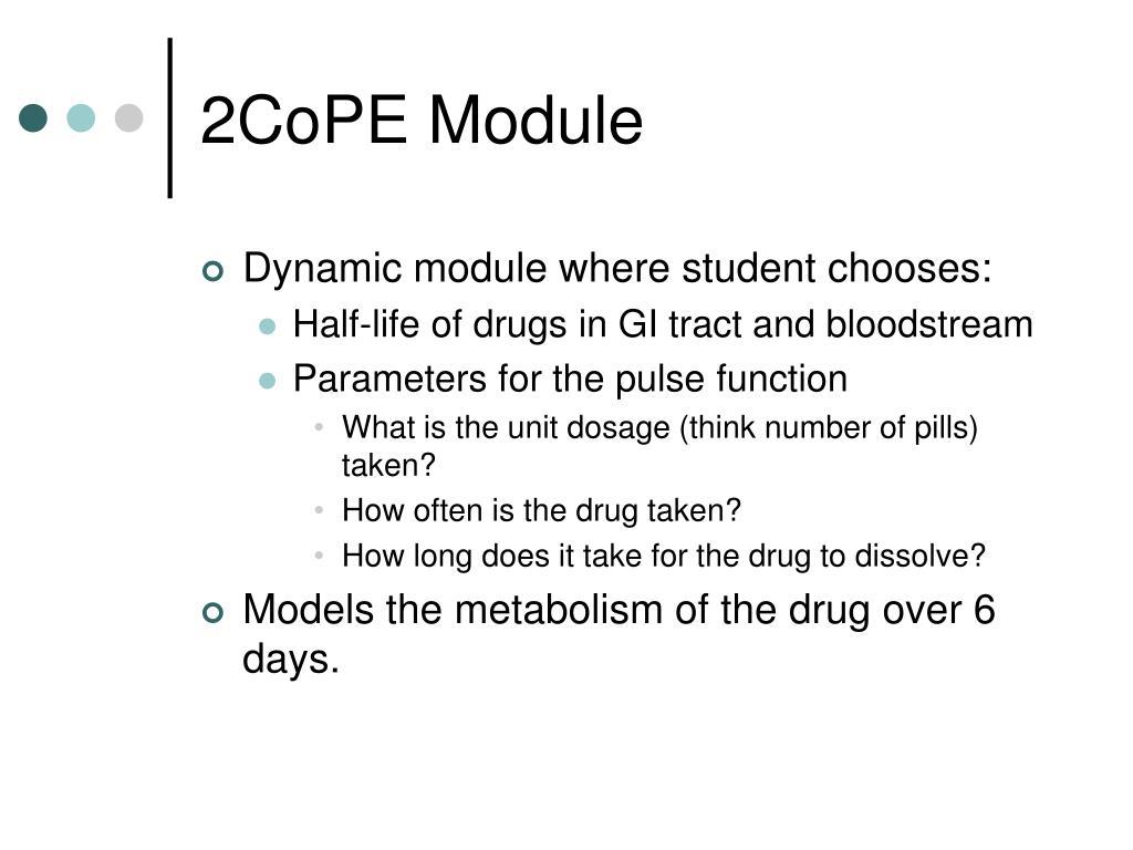 2CoPE Module