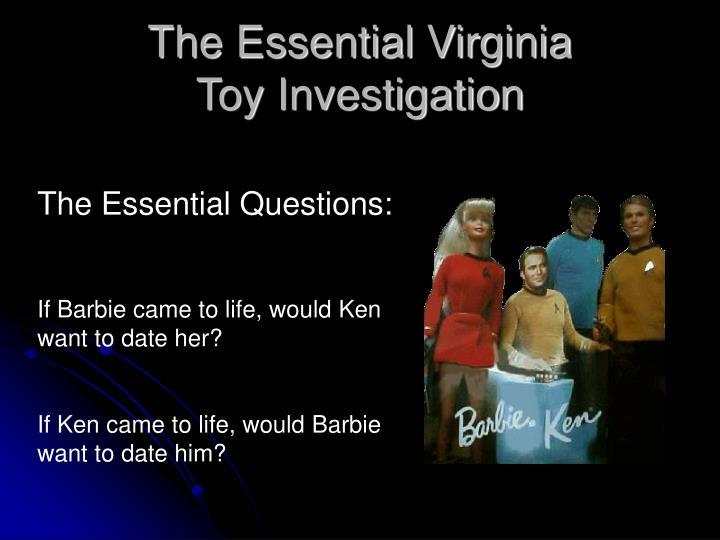 The Essential Virginia