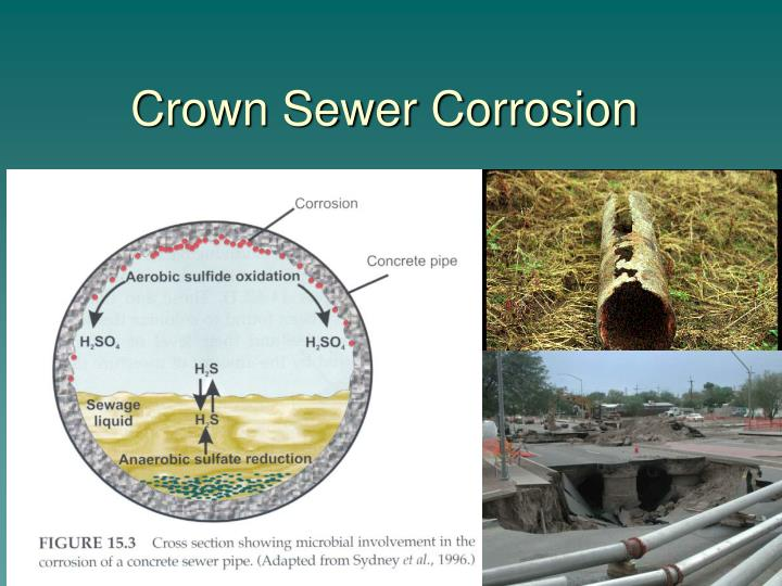 Crown Sewer Corrosion