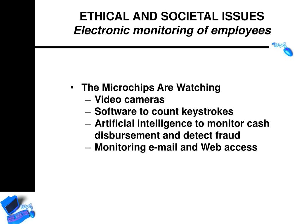 The Microchips Are Watching
