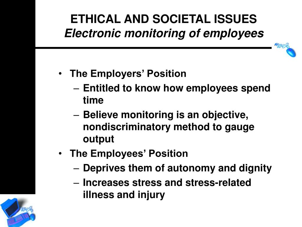 The Employers' Position