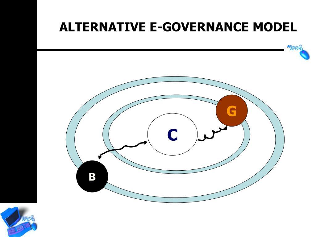 ALTERNATIVE E-GOVERNANCE MODEL