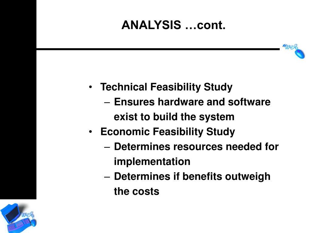 Technical Feasibility Study
