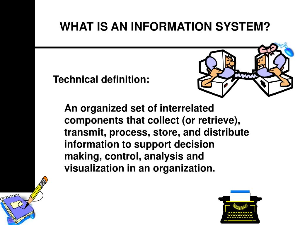 Technical definition: