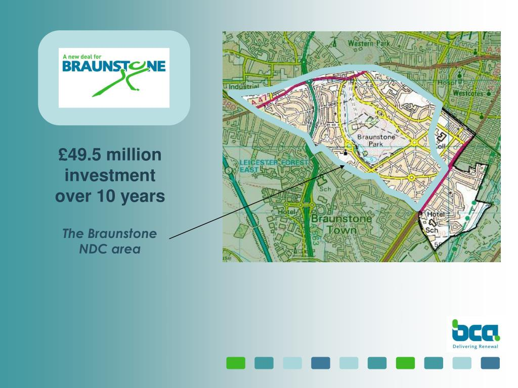 £49.5 million investment over 10 years