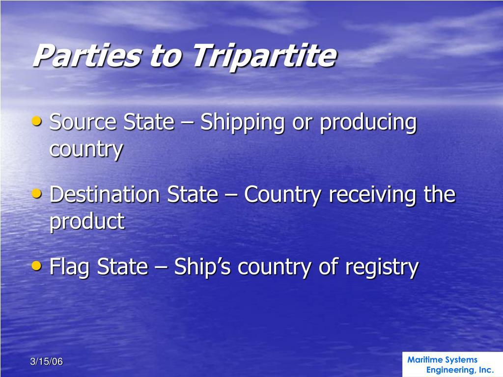 Parties to Tripartite