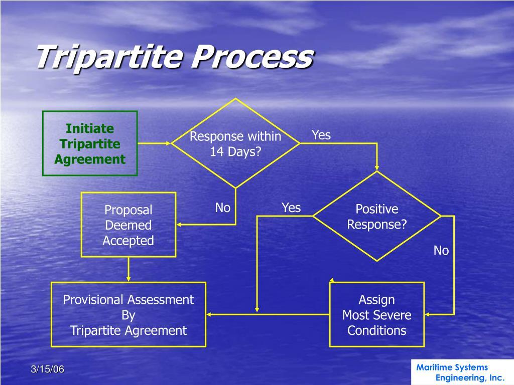 Tripartite Process