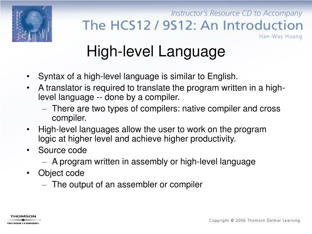 High-level Language