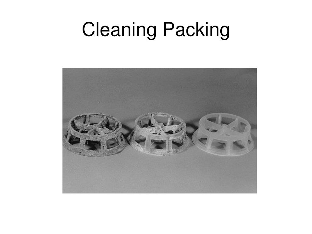 Cleaning Packing