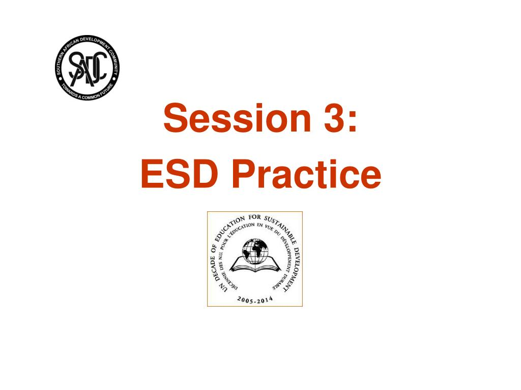 Session 3: