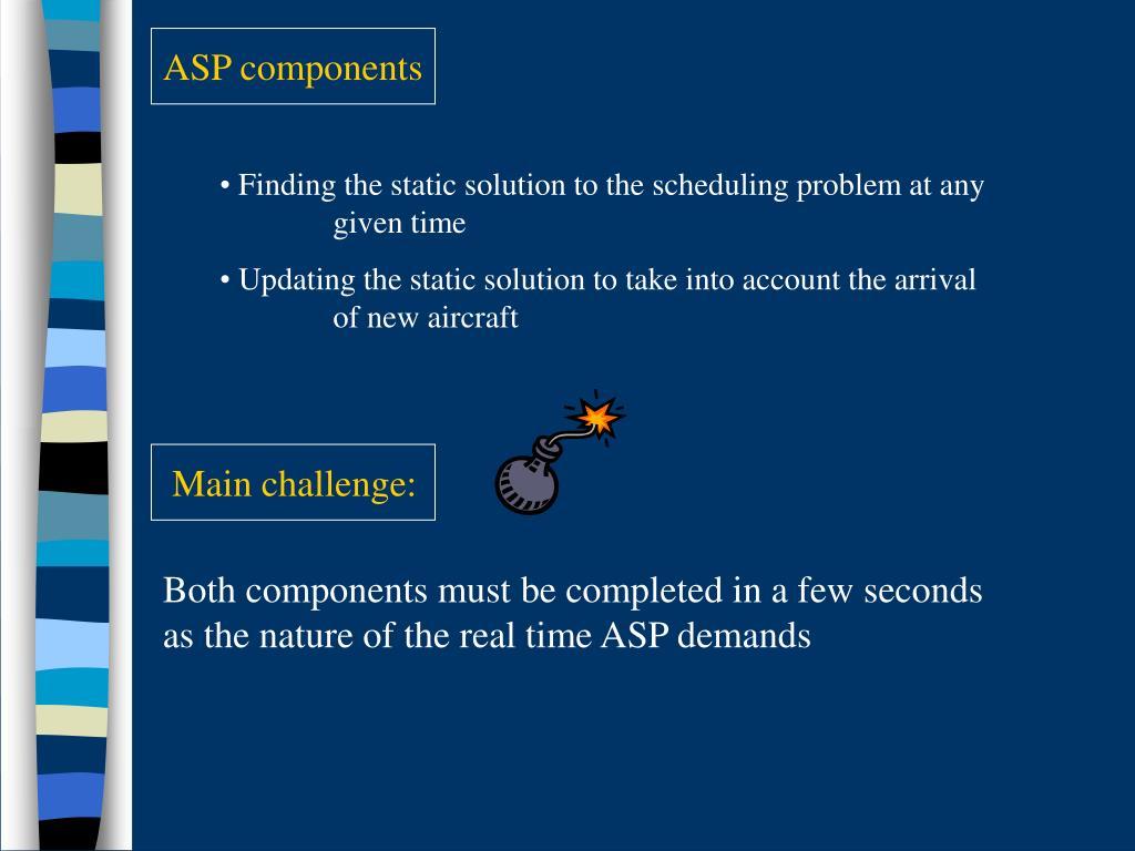 ASP components