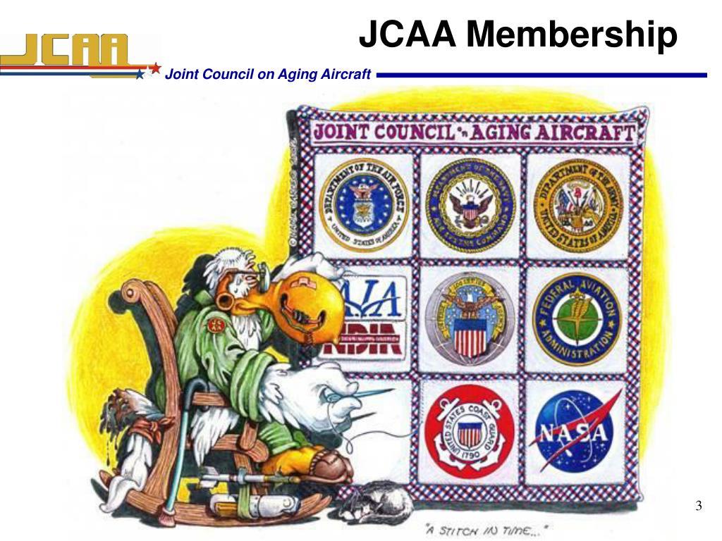 JCAA Membership