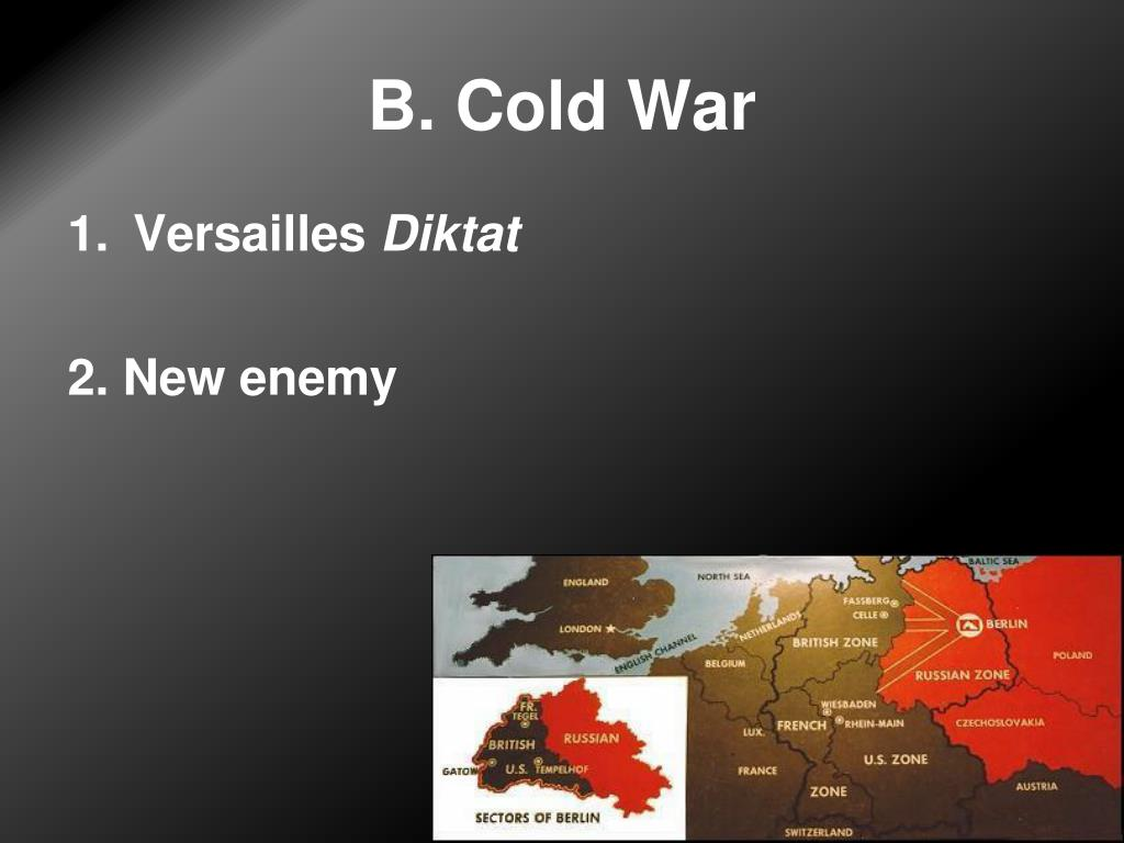 B. Cold War