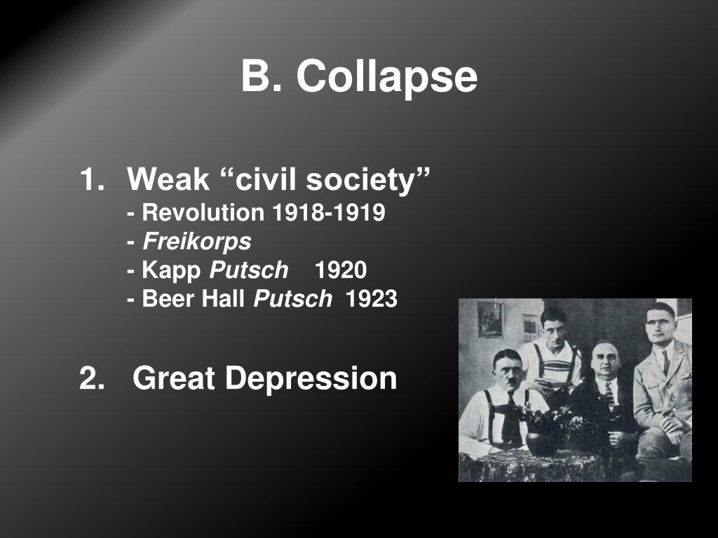B. Collapse