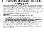 3 facing the challenges car to bike tipping point23