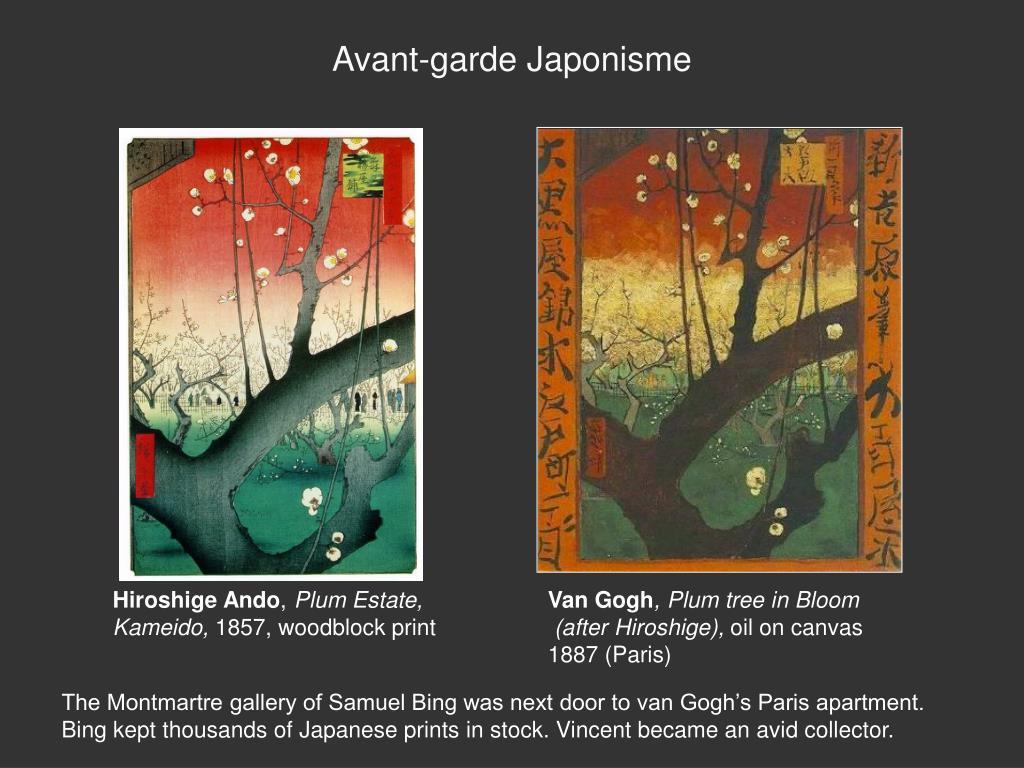 Avant-garde Japonisme