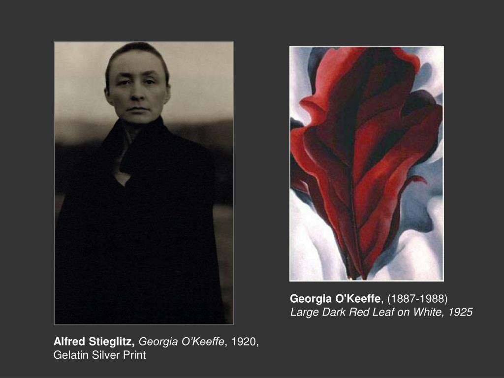 Alfred Stieglitz,
