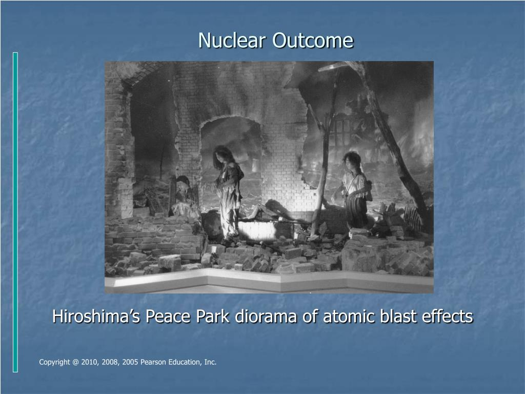 Nuclear Outcome