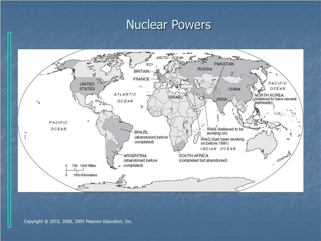Nuclear Powers
