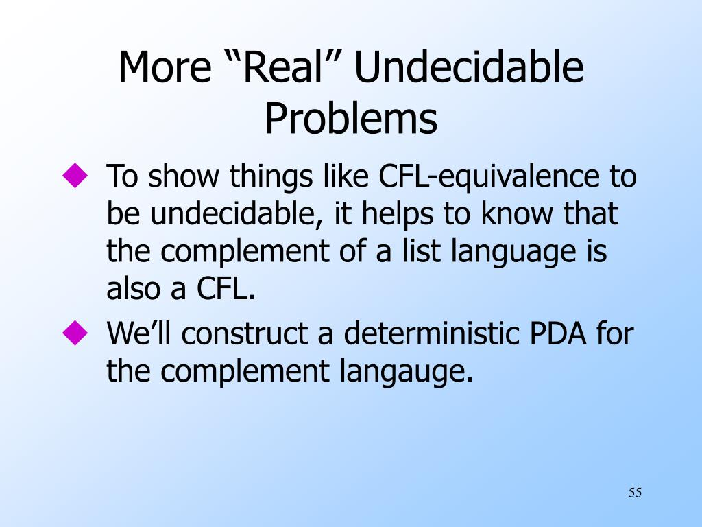 "More ""Real"" Undecidable Problems"
