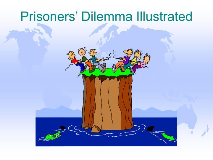 Prisoners' Dilemma Illustrated
