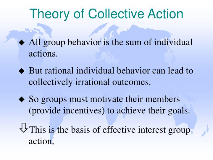 Theory of Collective Action