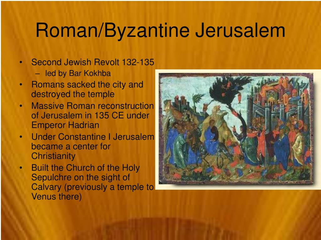 Second Jewish Revolt 132-135