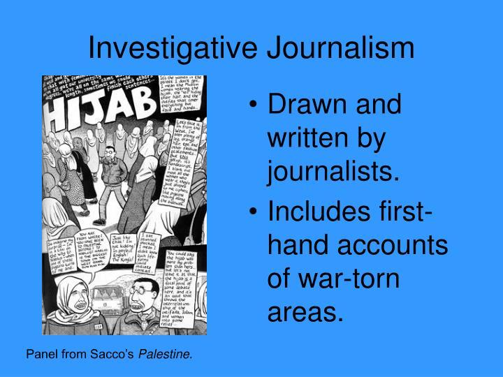Investigative Journalism | Udemy