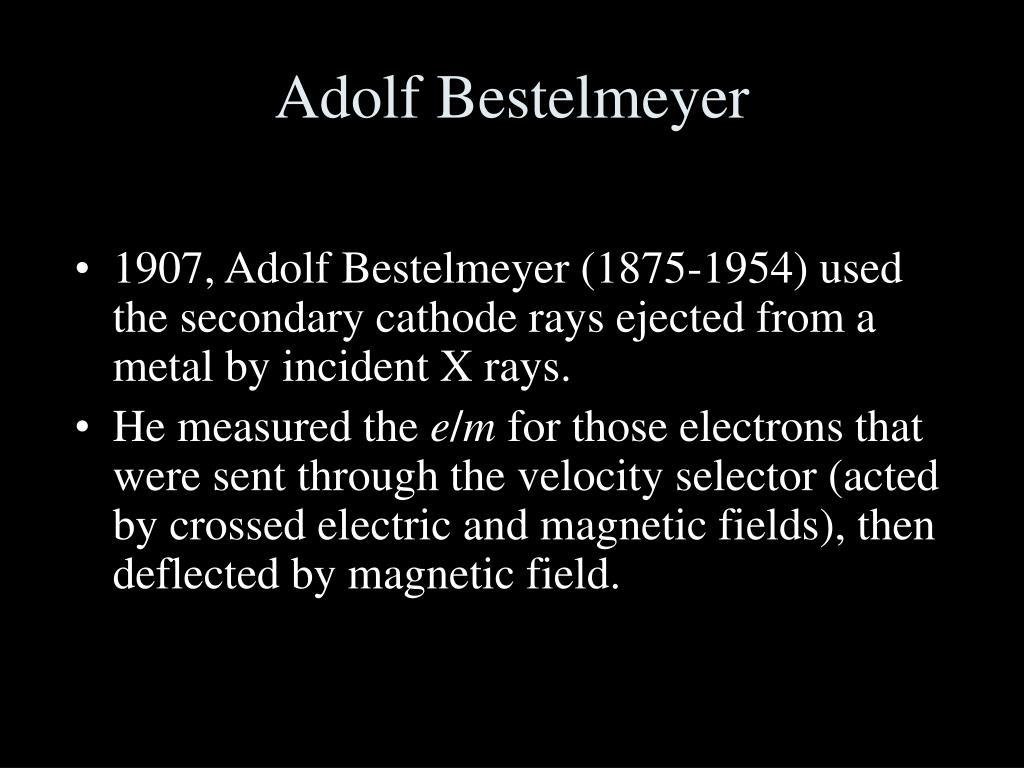 Adolf Bestelmeyer