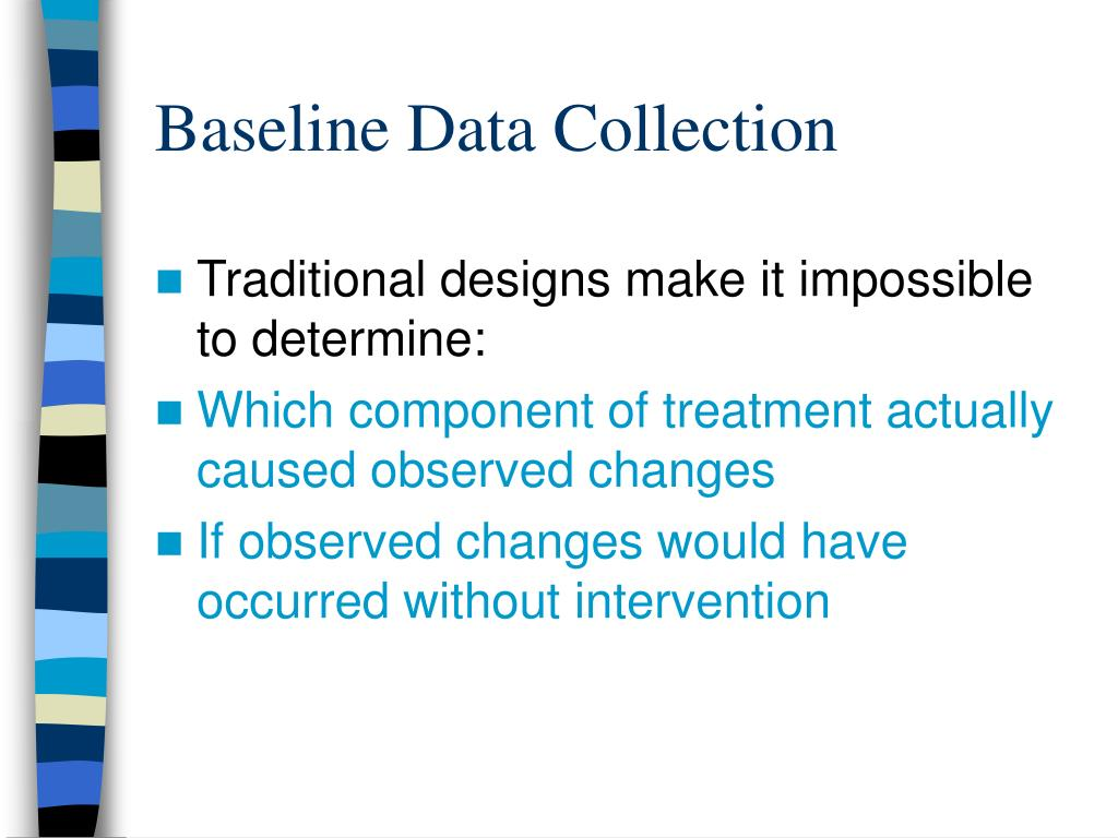 Baseline Data Collection