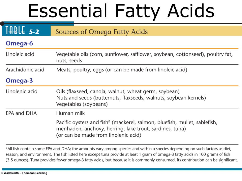 Fat Facts: Good Fats vs. Bad Fats