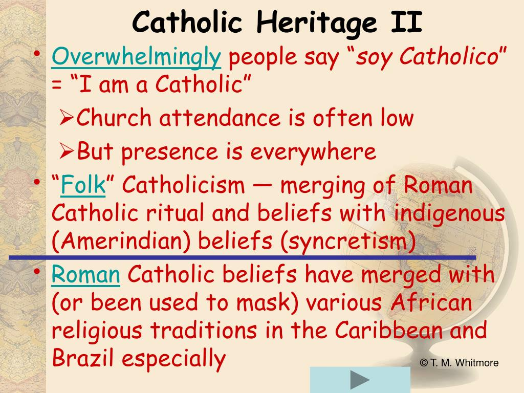 Catholic Heritage II