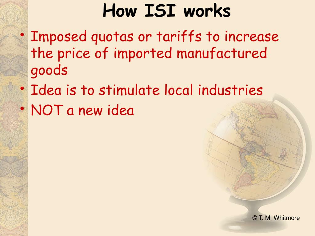 How ISI works