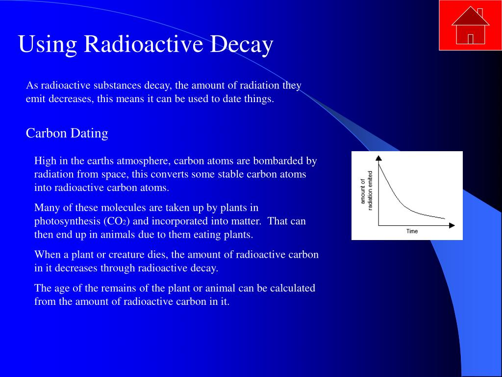 Using Radioactive Decay