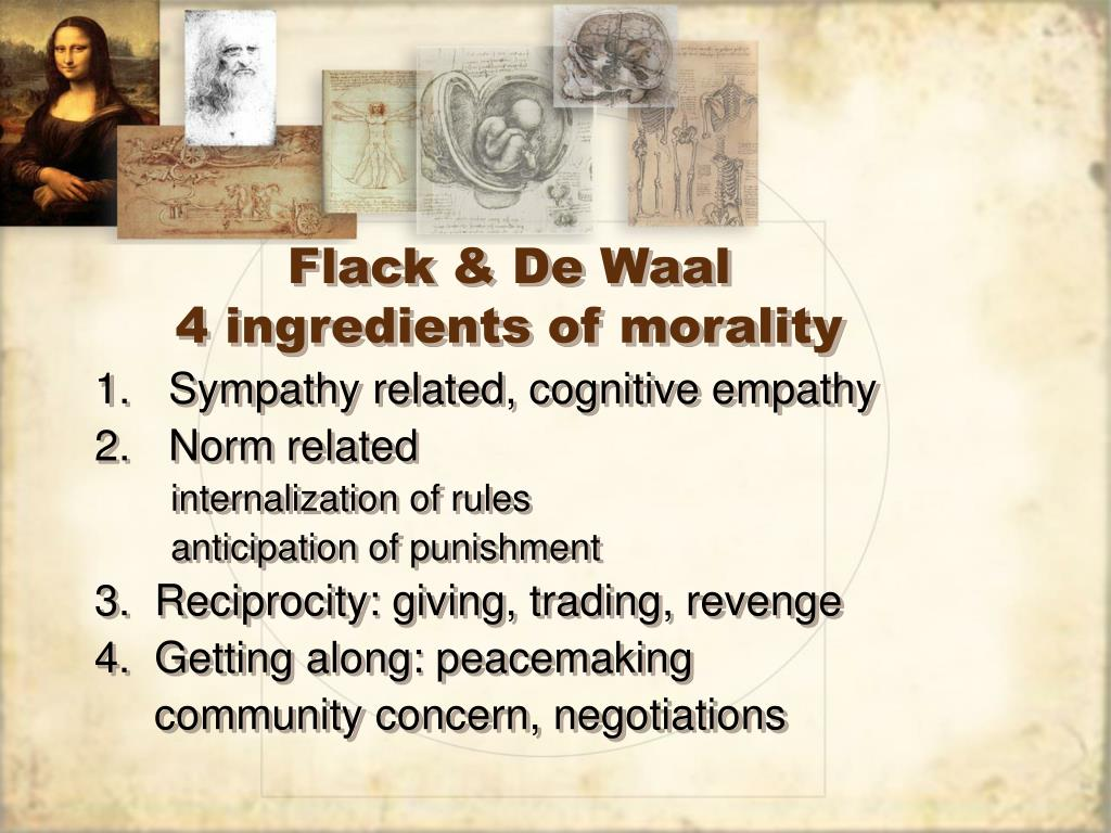 Flack & De Waal