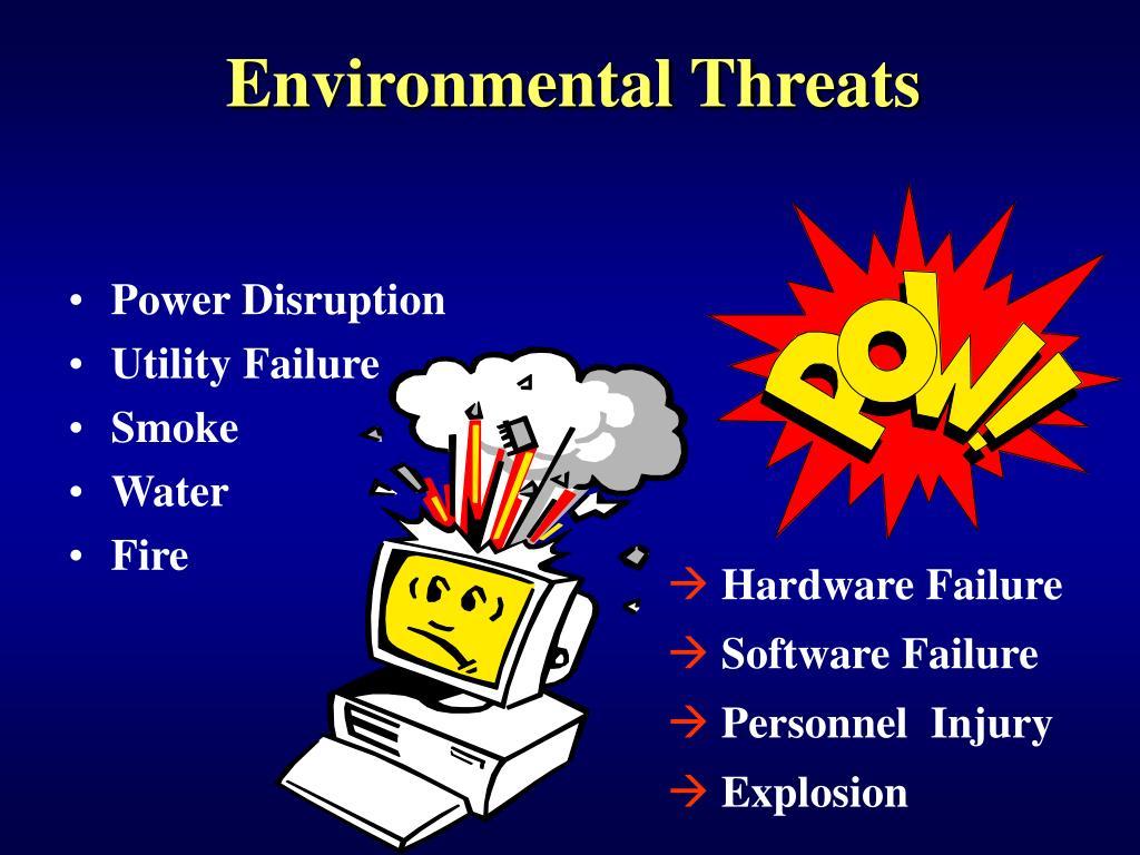 Environmental Threats