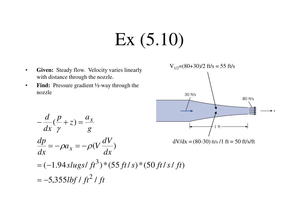 Ex (5.10)