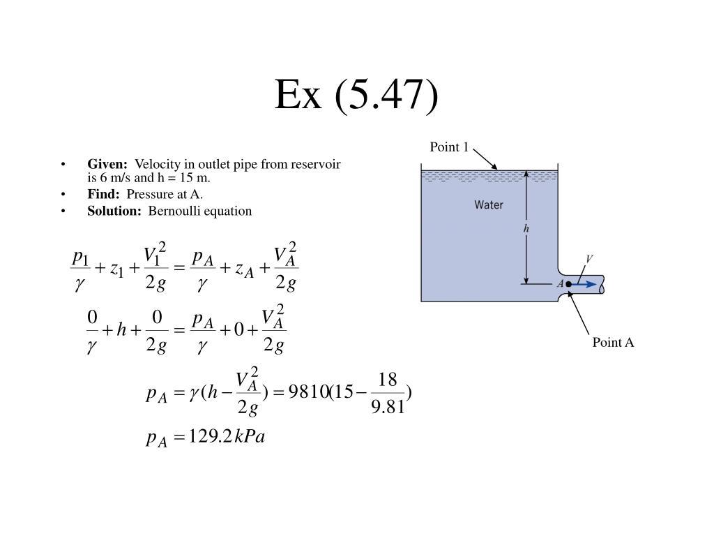 Ex (5.47)