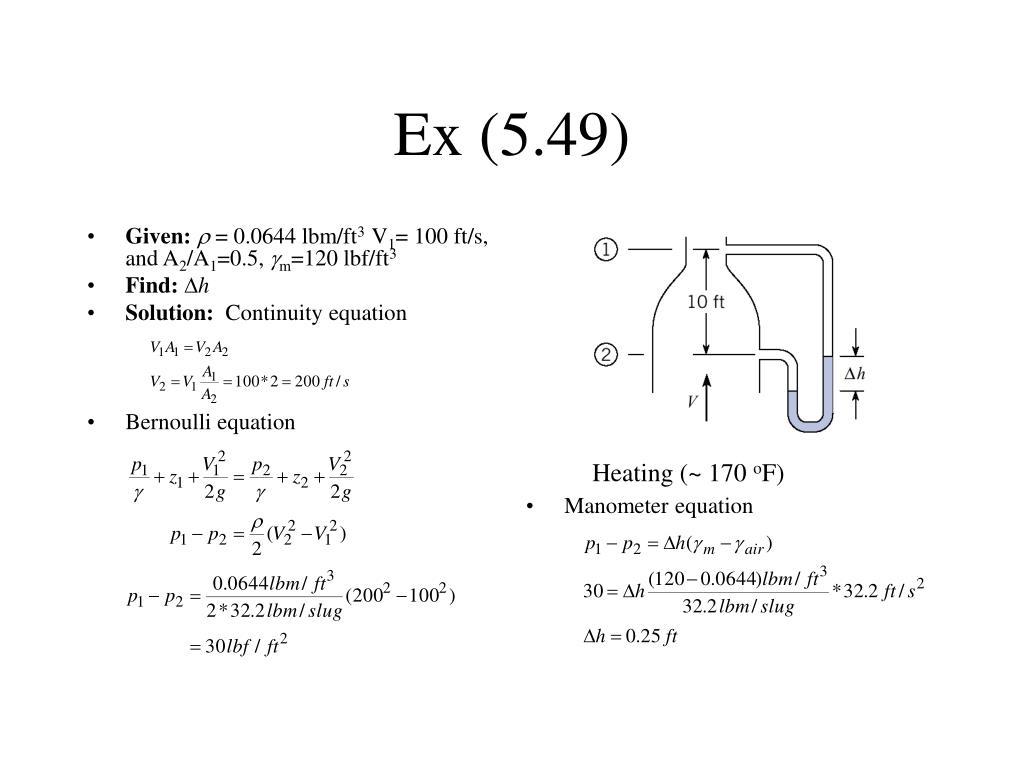 Ex (5.49)