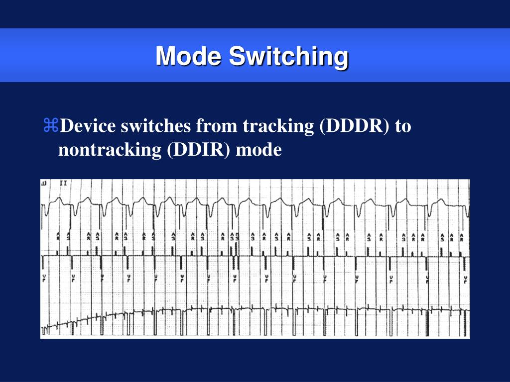 Mode Switching
