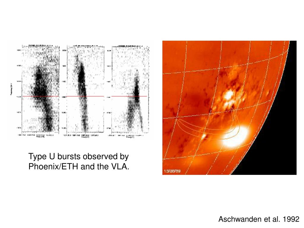 Type U bursts observed by Phoenix/ETH and the VLA.