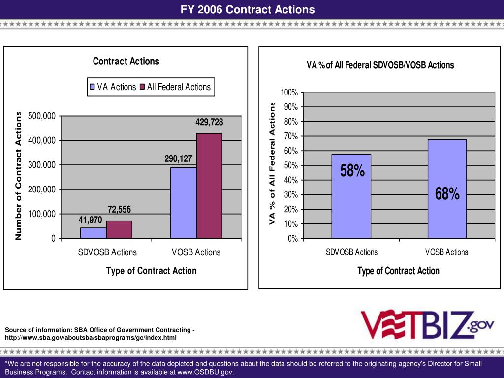 FY 2006 Contract Actions