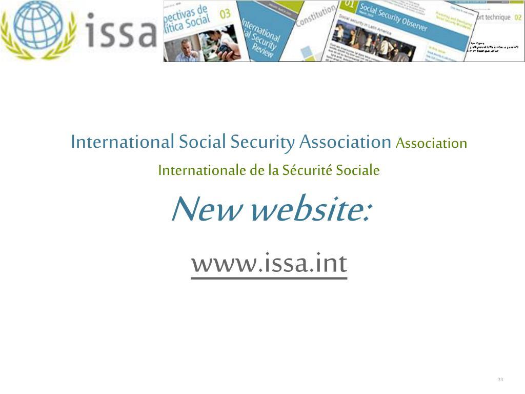 International Social Security Association