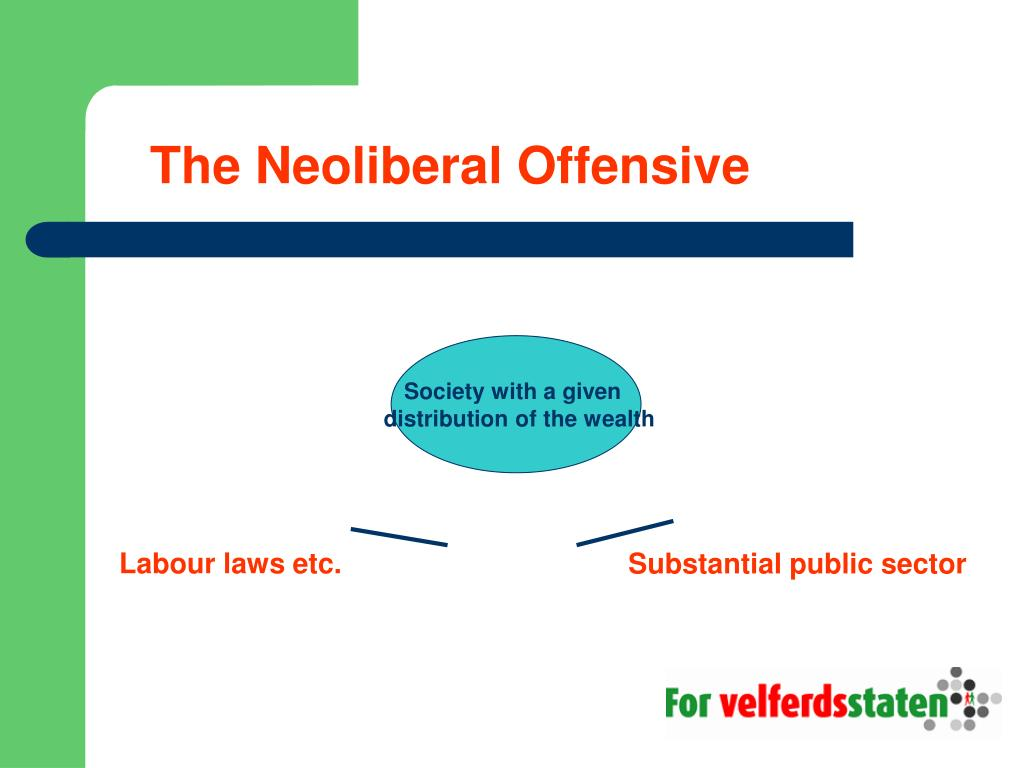 The Neoliberal Offensive