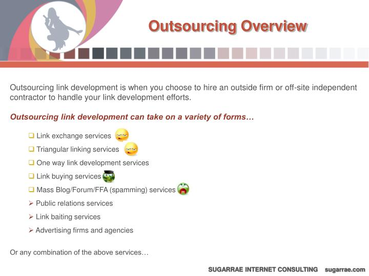 Outsourcing overview3
